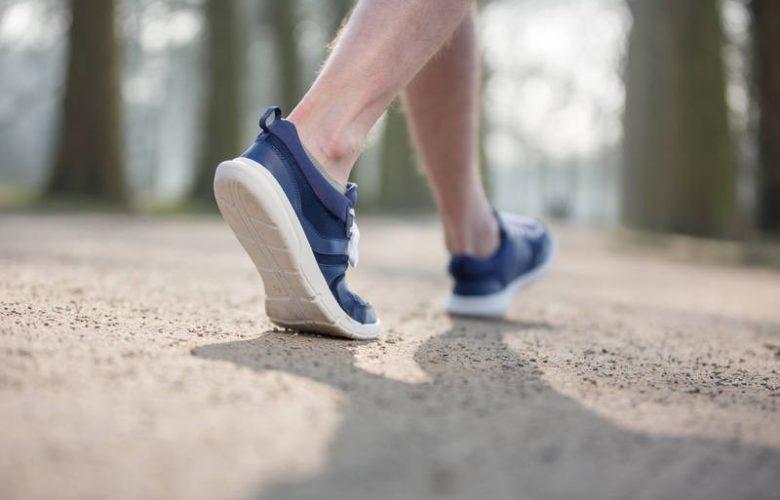 Soldes Decathlon Chaussures marche sportive NEWFEEL Soft 100 Mesh 99Dhs au lieu de 129Dhs