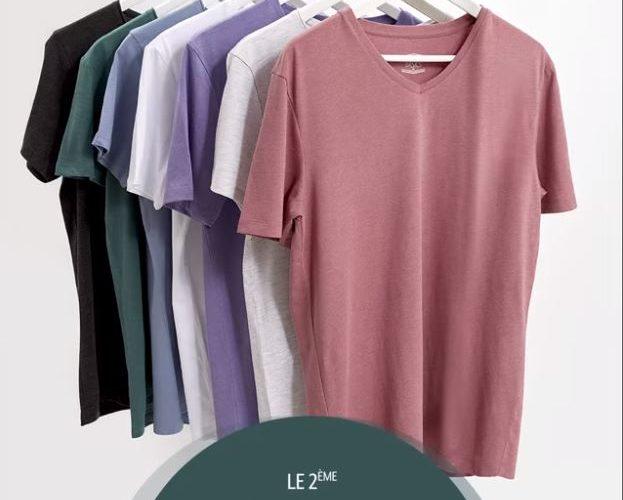 Promo Spéciale T-Shirt Defacto Maroc 1 Acheté Le 2ème 49Dhs