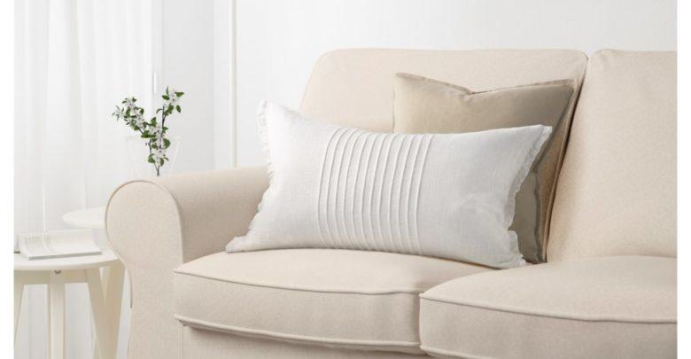 Photo of Soldes Ikea Maroc Canapé 2 places EKTORP Lofallet beige 2495Dhs au lieu de 3495Dhs