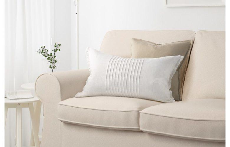 Soldes Ikea Maroc Canapé 2 places EKTORP Lofallet beige 2495 Dhs au lieu de 3495Dhs