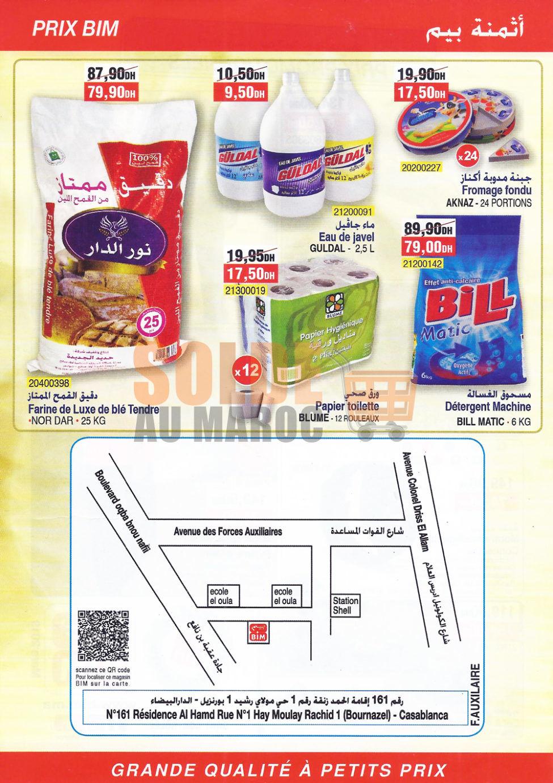 Catalogue Bim Forces auxiliaires Casablanca du 15 au 17 Mars 2019
