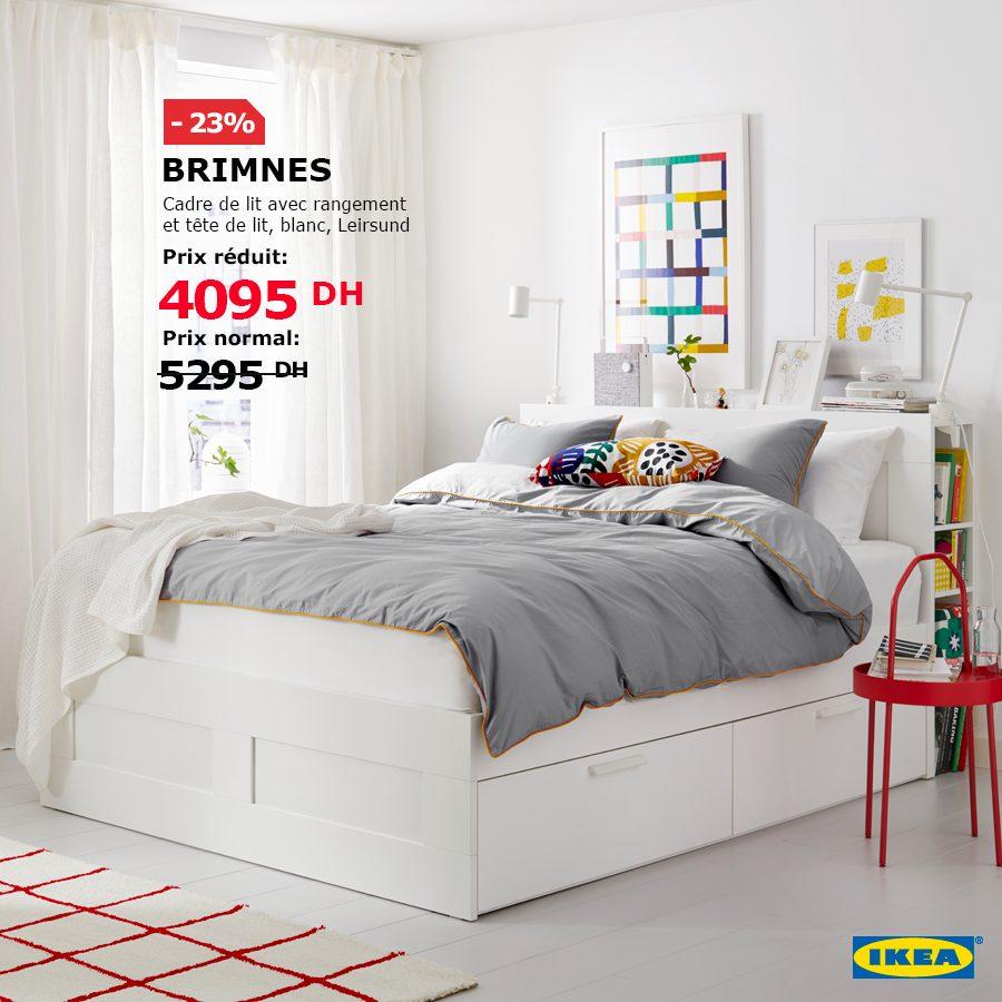 Ikea Cadre Lit Rangement Venus Et Judes