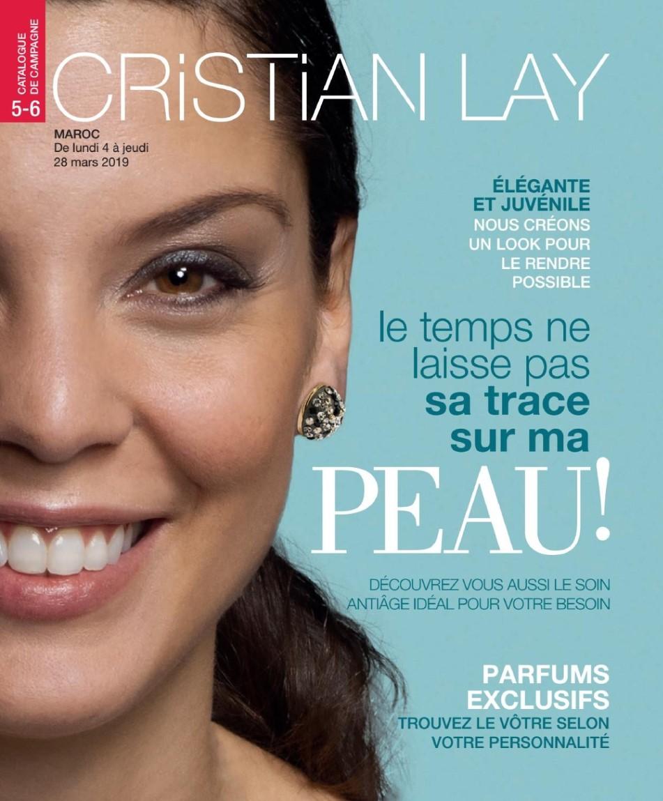 Catalogue Cristian Lay Maroc du 4 au 28 Mars 2019
