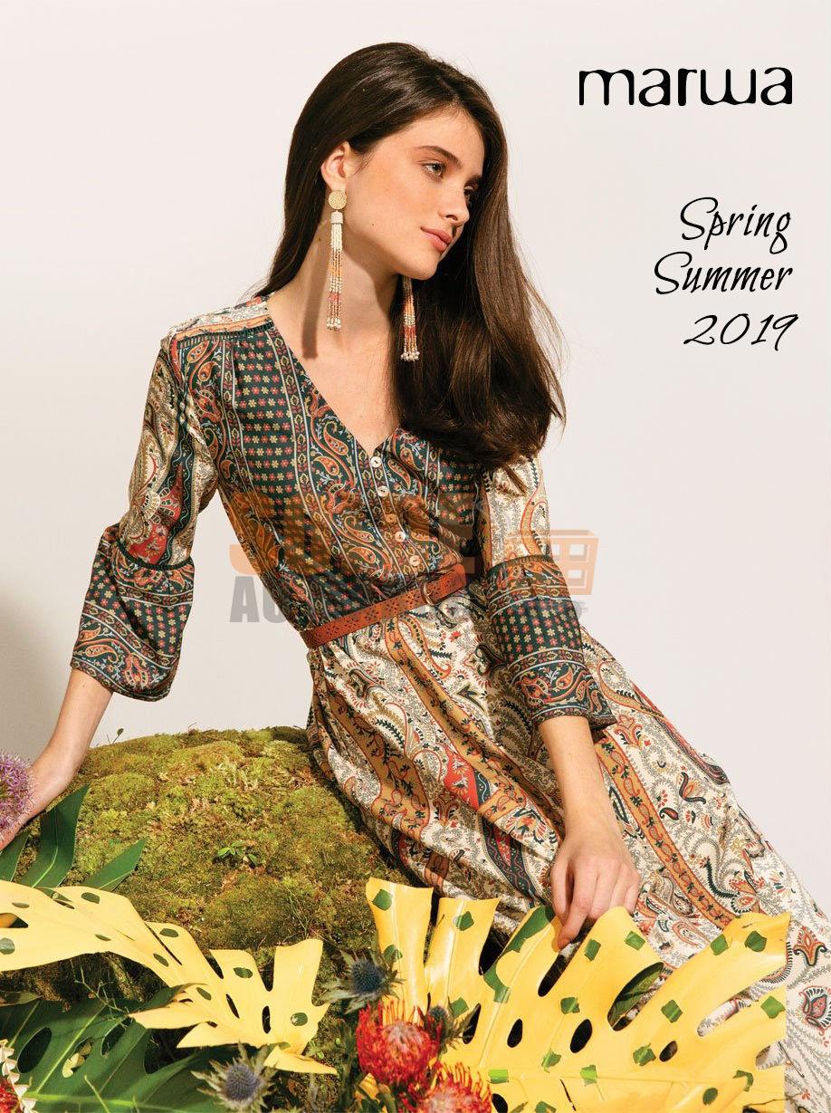 Lookbook Marwa Maroc Spring Summer 2019