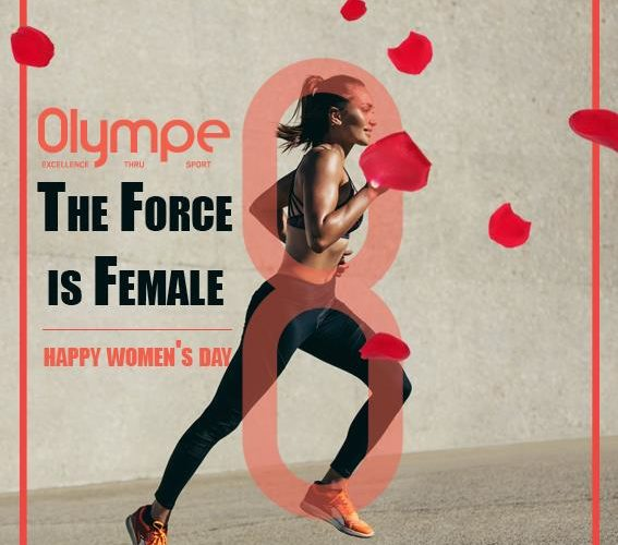 Promo Olympe Store 20% Jusqu'au 10 Mars 2019