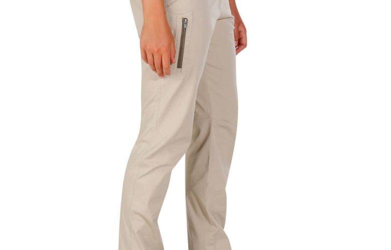 Soldes Decathlon Pantalon randonnée nature femme QUECHUA NH500 149Dhs au lieu de 199Dhs