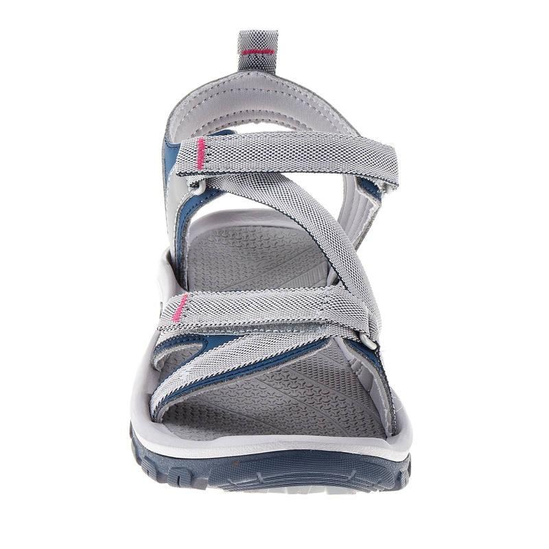Soldes Decathlon Sandales de randonnée nature QUECHUA femme 199Dhs au lieu de 249Dhs