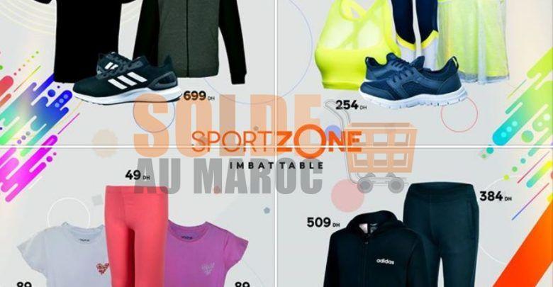 Photo of Nouvelle Collection Printemps Été 2019 chez Sport Zone Maroc