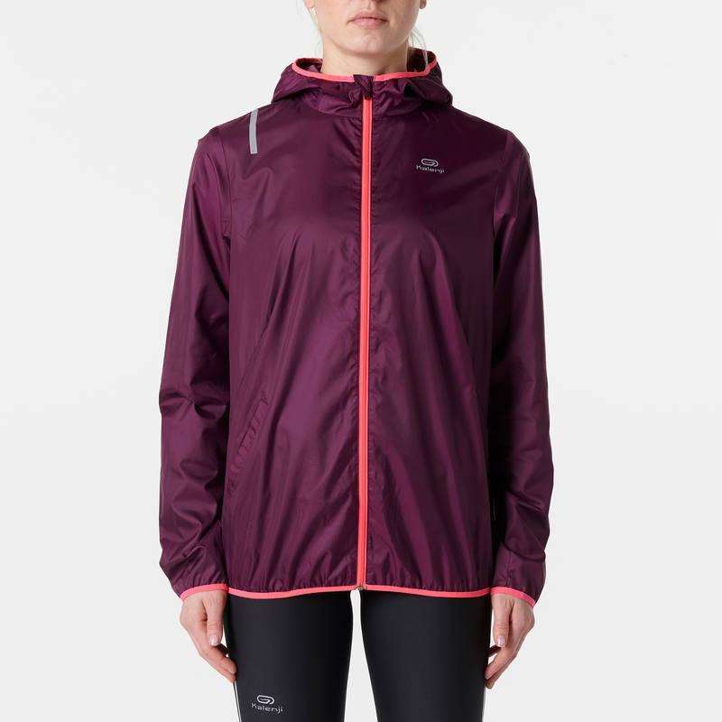 sélection premium 4d059 c26cb Soldes Decathlon Veste Coupe Vent Jogging Femme Kalenji ...