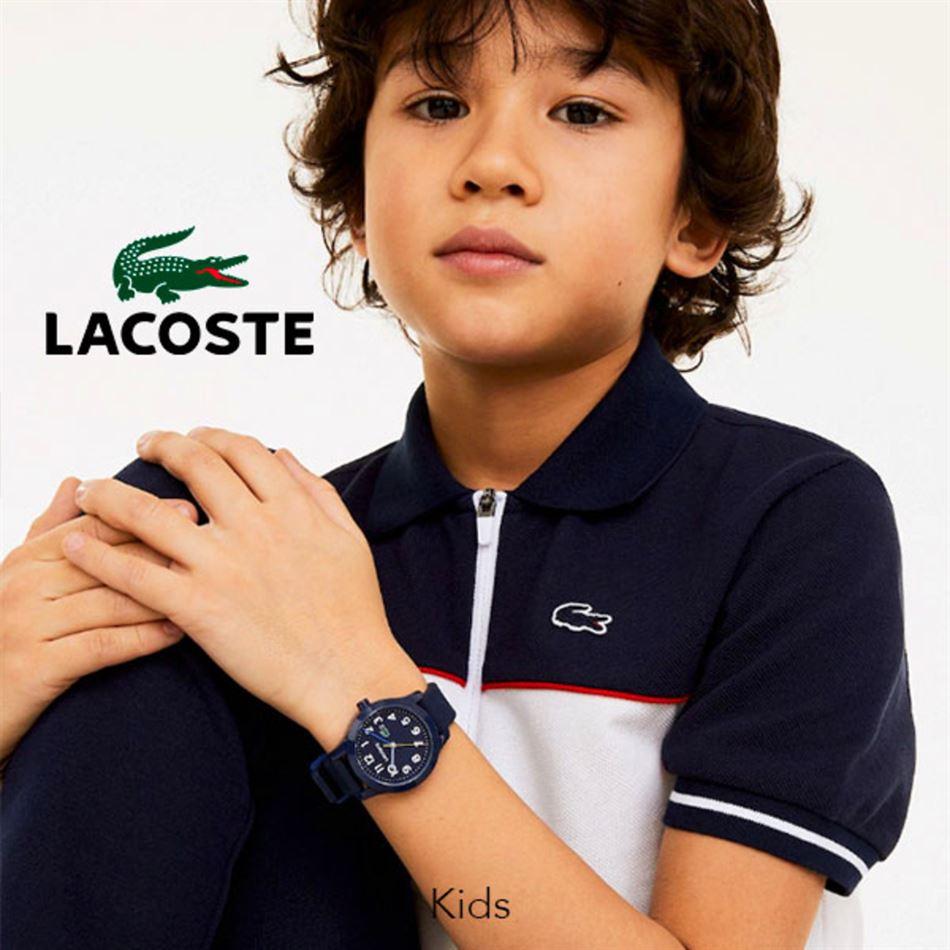Lookbook LACOSTE Kids Maroc du 9Avril au 16 Juin 2019