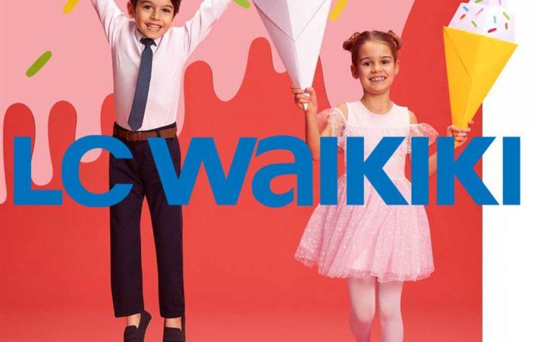 Lookbook LC WAIKIKI Maroc Kid's Collection du 13 Avril au 1 Mai 2019