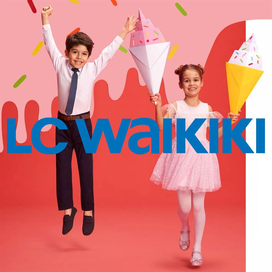 Lookbook LC WAIKIKI Maroc Kid's Collection du 13 Avril au 1 Mai 2019