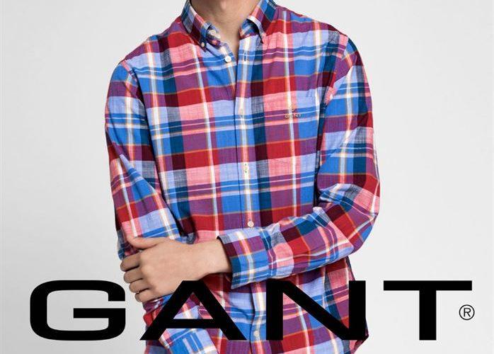 Lookbook Gant Maroc Men's Shirts Collection du 23 Avril au 22 Mai 2019
