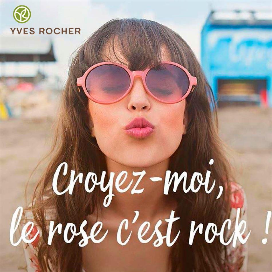 Offre YVES ROCHER Maroc Nouveautés du Printemps du 12 Avril au 13 Juin 2019