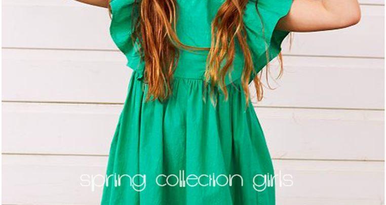 Lookbook KIABI Maroc Spring Collection Girls du 17 Avril au 3 Juillet 2019