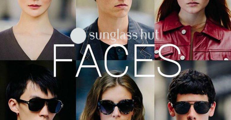 Photo of Lookbook SUNGLASS HUT Maroc Faces du 11 Avril au 3 Juin 2019