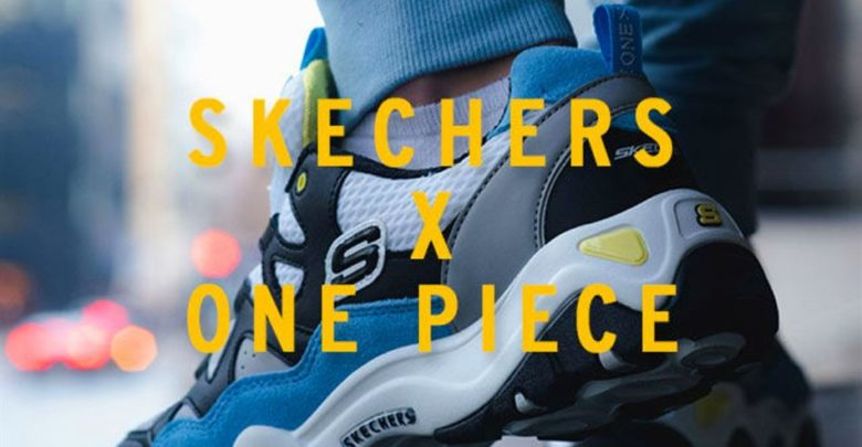 Photo of Lookbook Skechers Maroc Collection X Onepiece du 14 Avril au 10 Juin 2019