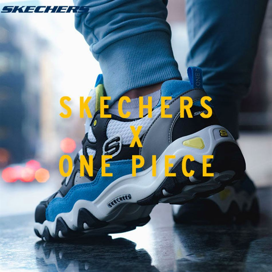 Lookbook Skechers Maroc Collection X Onepiece du 14 Avril au 10 Juin 2019