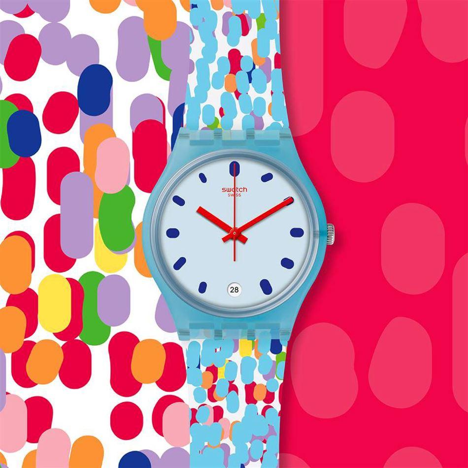 Lookbook Swatch Maroc New Collection Jusqu'au 28 Mai 2019