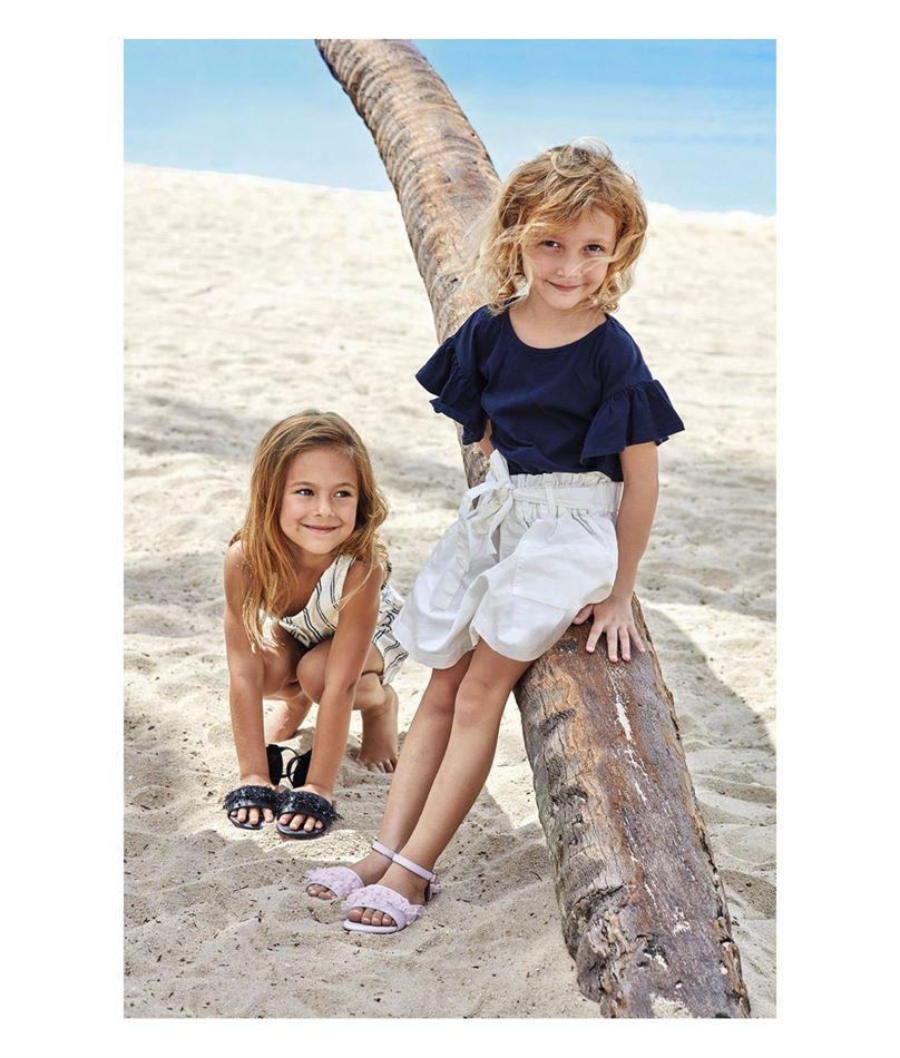 Lookbook Charles & Keith Maroc Kids summer collection du 29 Avril au 31 Août 2019