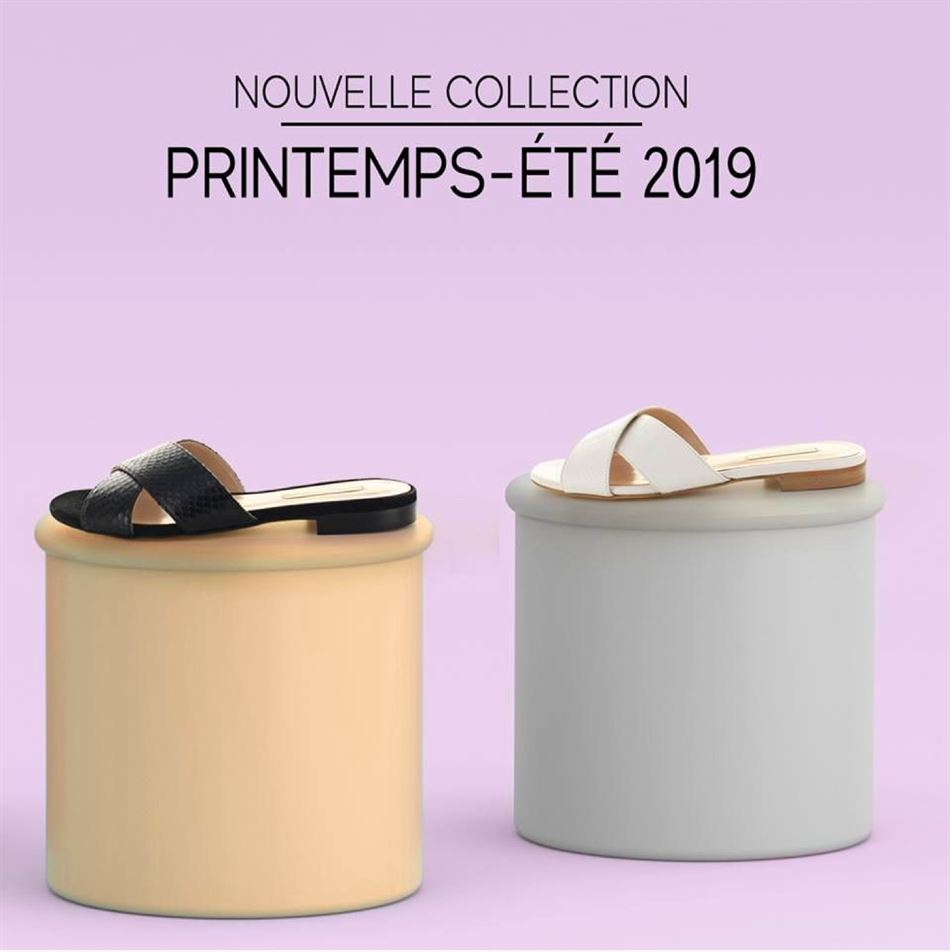 Lookbook RÊVE D'UN JOUR Collection Printemps-Été 2019