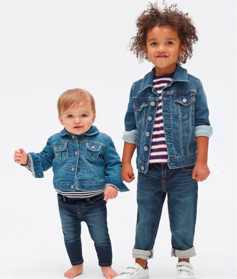 Lookbook GAP Maroc La Collection Printemps 2019 Enfants et Bébé du 16 Avril au 20 juin 2019