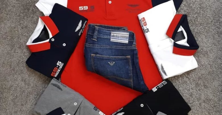 Nouveaux arrivages à petit prix chez Casa Outlet Jeans et Polo