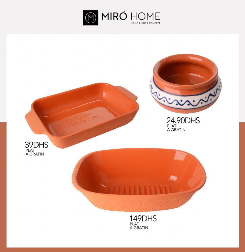Nouveau chez Miro Home Vaisselle Spéciale Ramadan