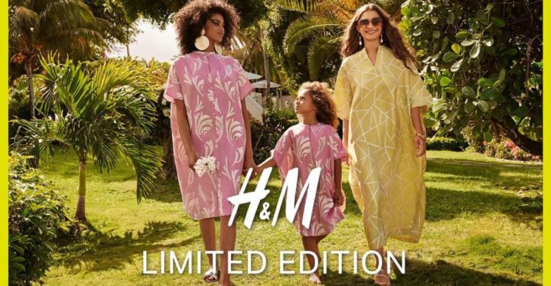 Photo of Collection H&M Maroc Limited Edition Spéciales Occasions du 18 Avril au 16 Mai 2019