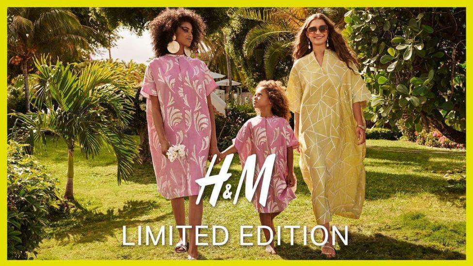 Collection H&M Maroc Limited Edition Spéciales Occasions du 18 Avril au 16 Mai 2019