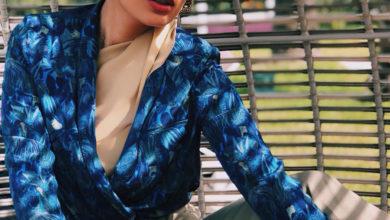 Nouvelle collection châle et foulard chez Diamantine