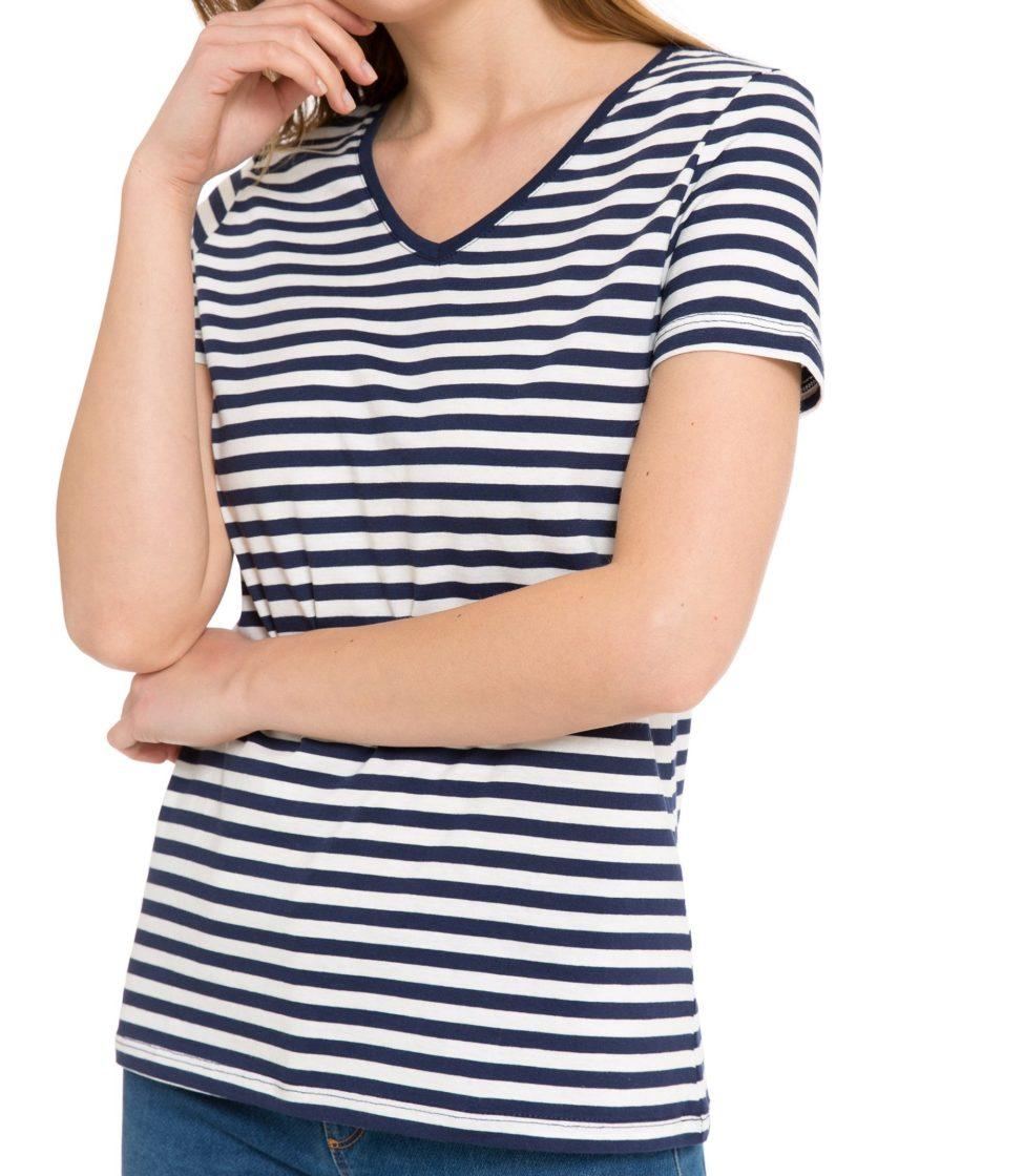 Soldes Lc Waikiki Maroc T-Shirt femme 44Dhs au lieu de 59Dhs