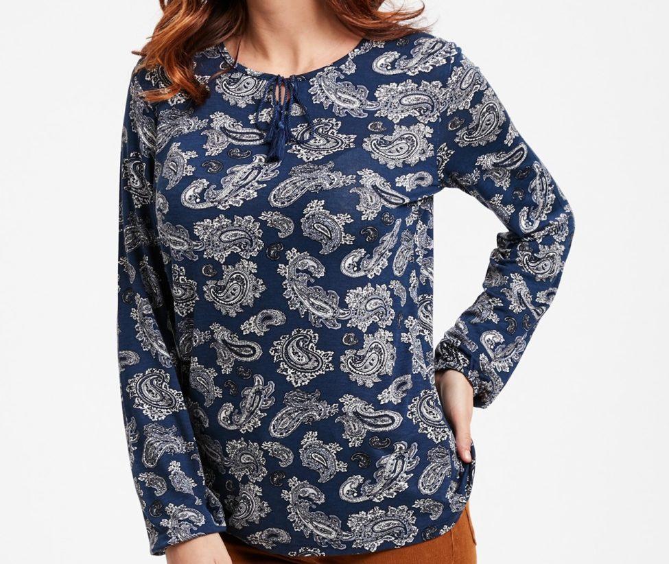 Soldes Lc Waikiki Maroc T-Shirt femme 79Dhs au lieu de 109Dhs