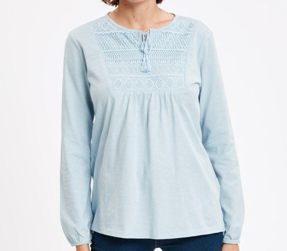 Soldes Lc Waikiki Maroc T-Shirt femme 89Dhs au lieu de 119Dhs
