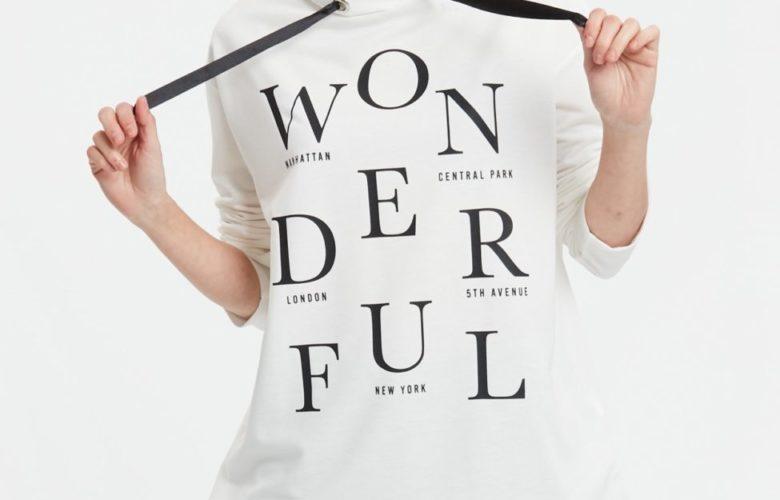 Soldes Lc Waikiki Maroc T-Shirt femme 109Dhs au lieu de 149Dhs
