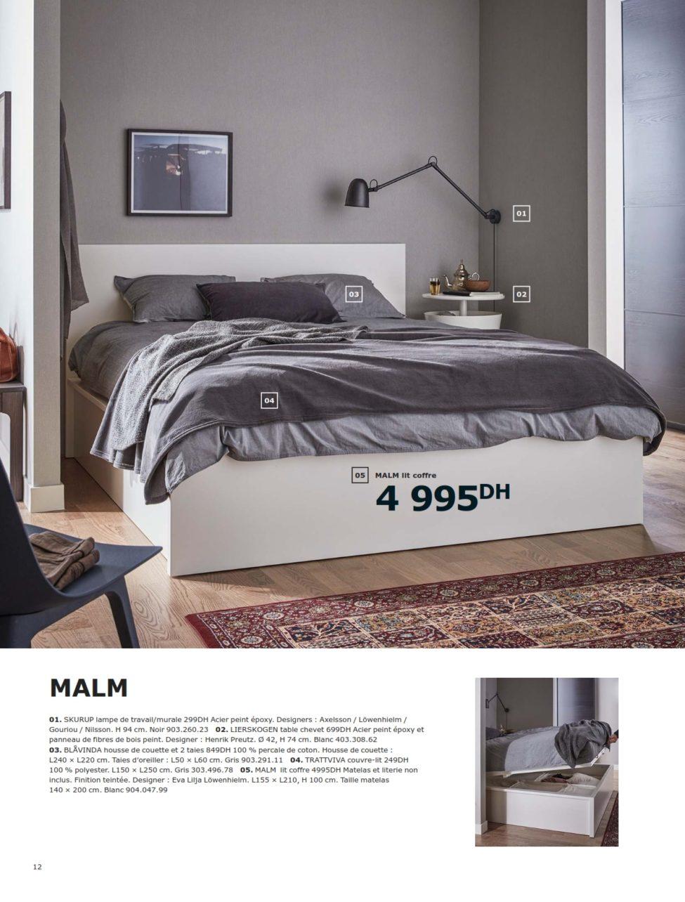 catalogue ikea maroc speciale chambres