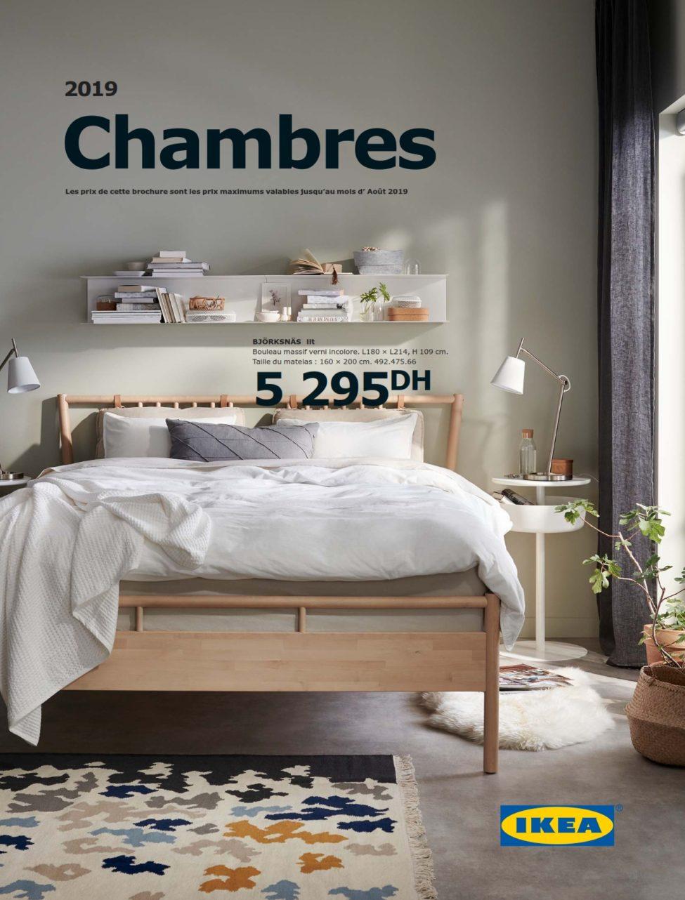 Superieur Catalogue Ikea Maroc Spéciale Chambres à Coucher 2019