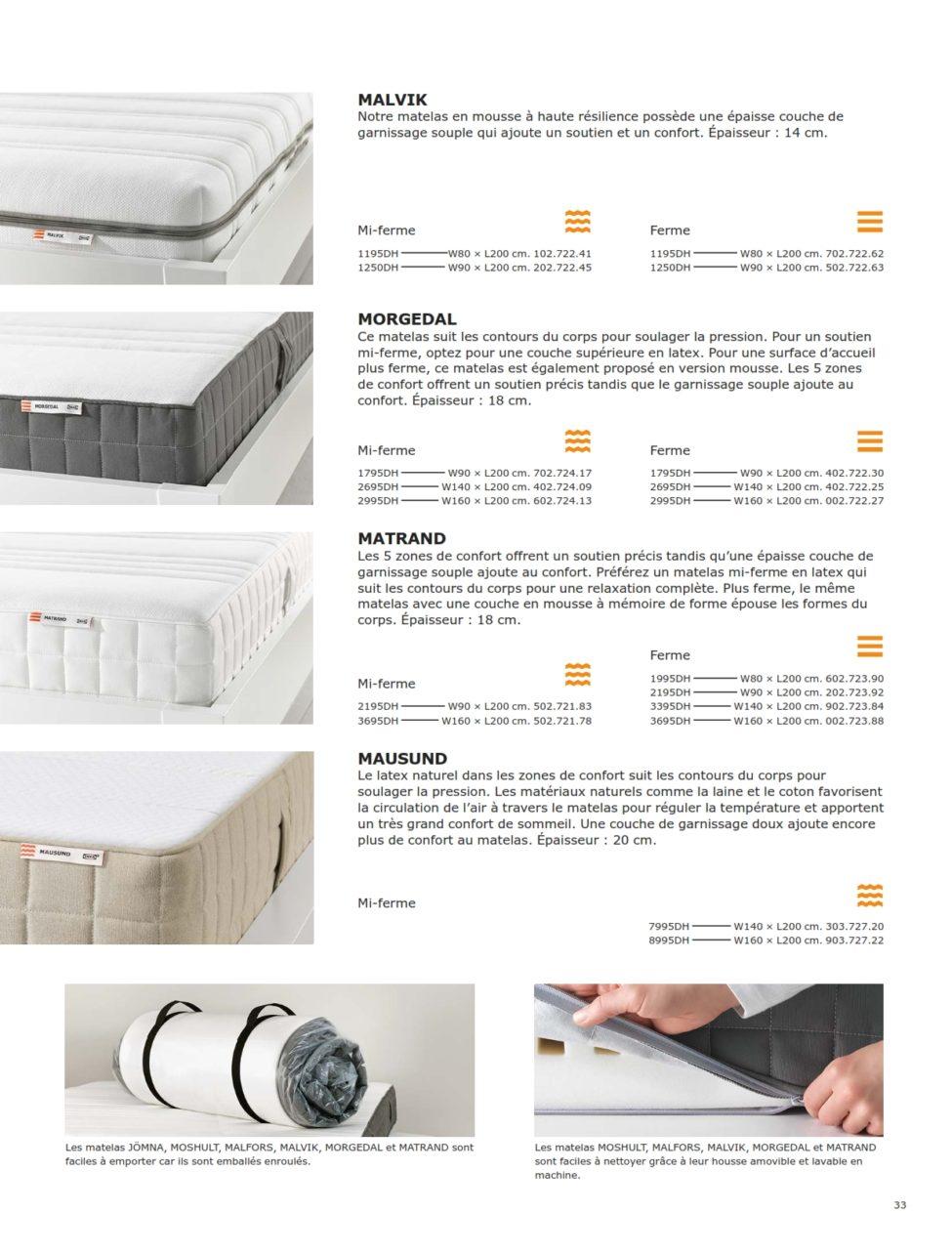Catalogue Ikea Maroc Spéciale Chambres à Coucher 2019