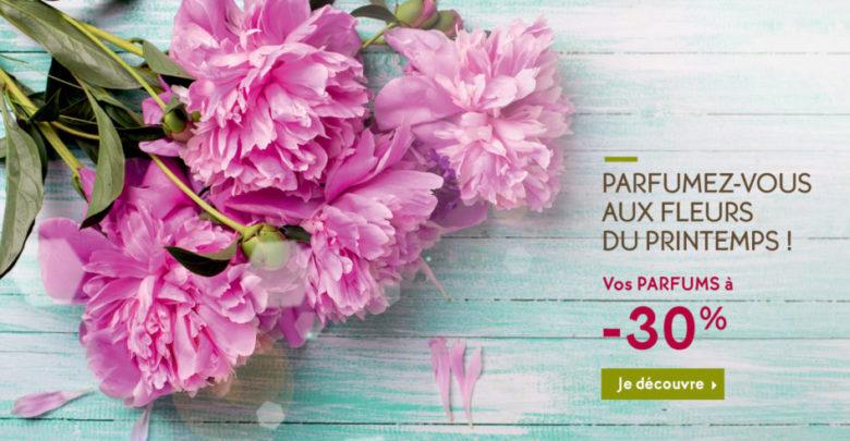 Promo Yves Rocher Maroc Vos parfums à -30 de remise durant le mois d'avril 2019