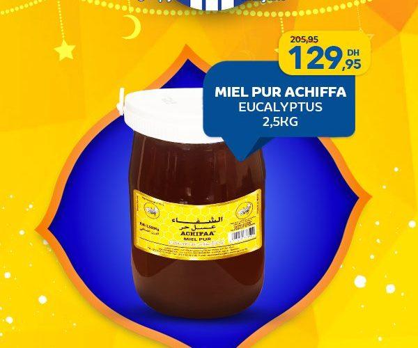 Offre Spéciale Ramadan chez Marjane Large sélection de miels