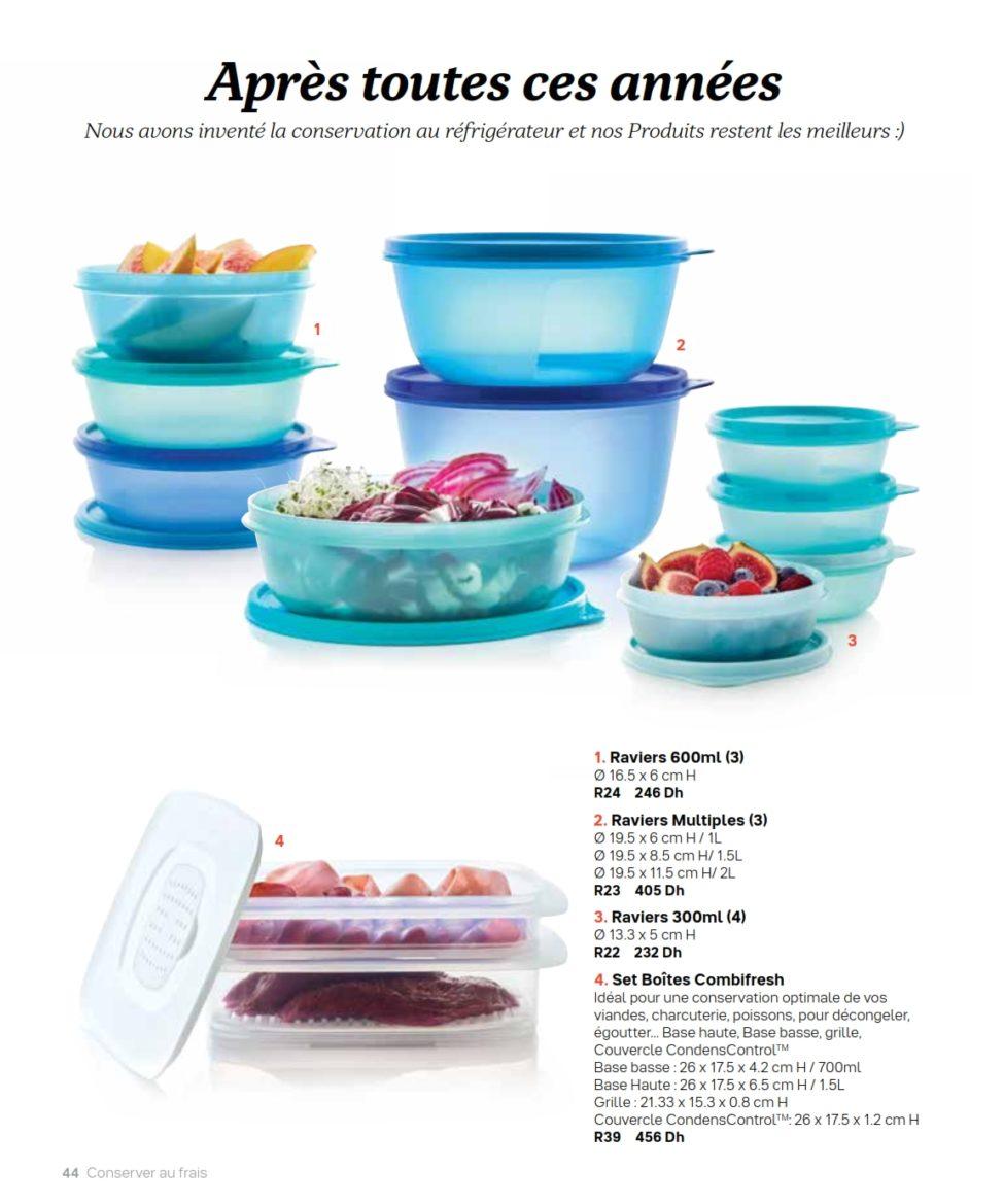 Catalogue Tupperware Maroc Printemps Été 2019