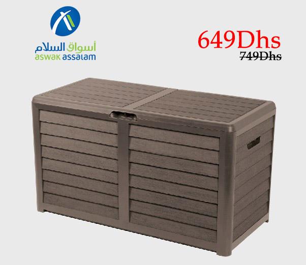 Soldes Aswak Assalam Malle 420L 649Dhs au lieu de 749Dhs
