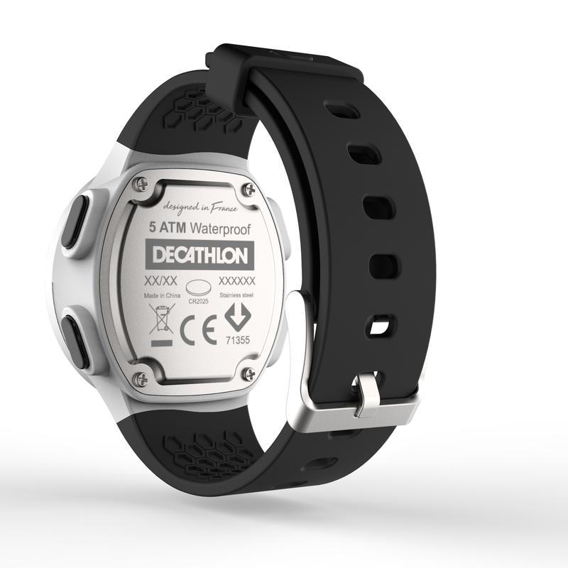 Promo Decathlon Montre KALENJI chronomètre de course à pied W500 M 89Dhs au lieu de 209Dhs