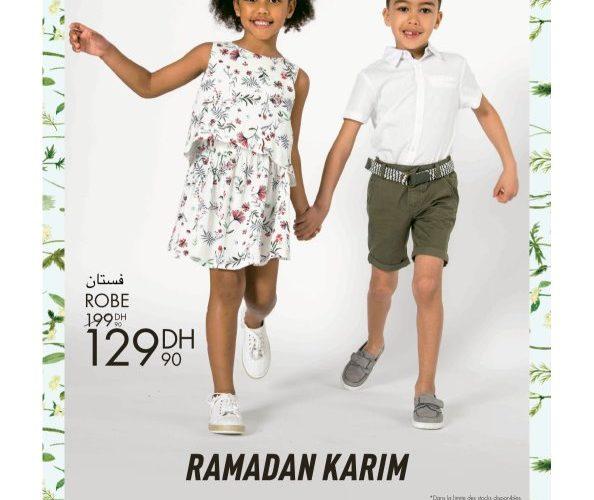 Catalogue Gemo Maroc Collection Cérémonie du 25 Avril au 10 Juin 2019