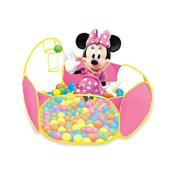 Promo Mon Jouet Parc avec 50 balles Disney 255Dhs au lieu de 195Dhs