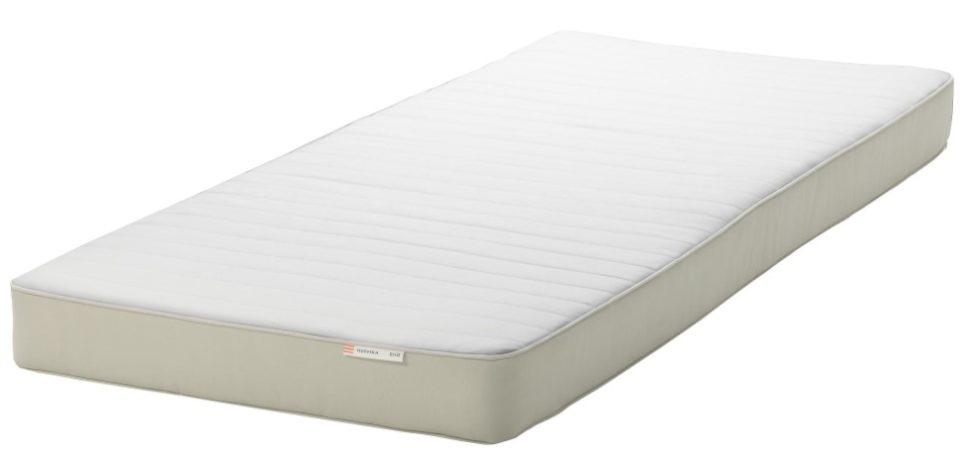 Soldes Ikea Maroc Lit d'appoint av 3 tiroirs/2 matelas HEMNES blanc Husvika ferme 4985Dhs