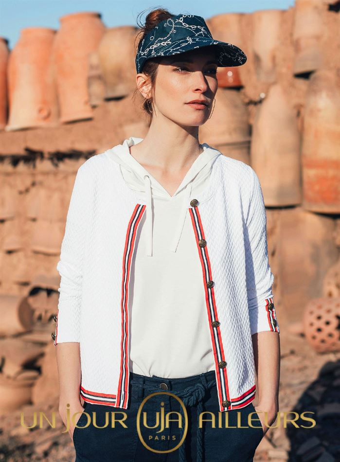 Lookbook Un Jour Ailleurs Maroc Pulls Femme Jusqu'au 18 Juillet 2019