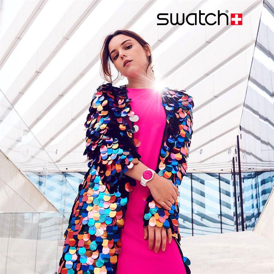 Lookbook Swatch Maroc Nouveauté Jusqu'au 29 Mai 2019