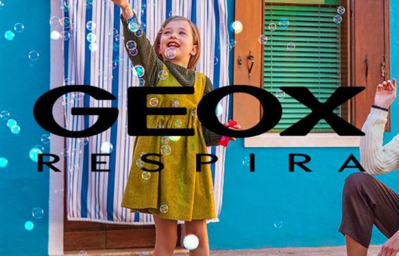 Lookbook Geox Kid's & Family du 8 au 31 Mai 2019