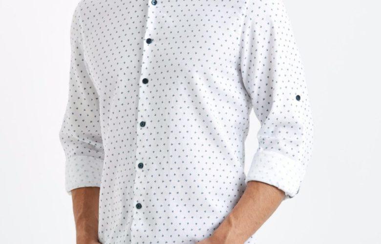 Soldes LC Waikiki Maroc Chemise pour homme 159Dhs au lieu de 209Dhs